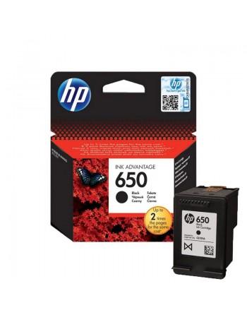 Cartuș HP 650 negru OEM...