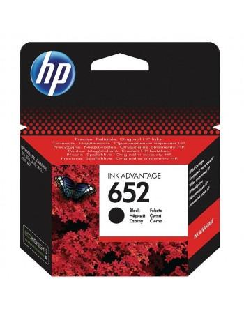 Cartuș HP 652 BK OEM